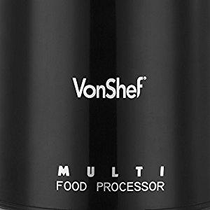 VonShef Mini Food Processor Blender Multi Chopper, Satisfied